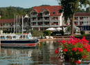 © Hotel Hoeri seen from the lake- Hoeri Hotel